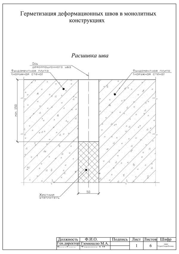 Межпанельные швы герметизация мастикой